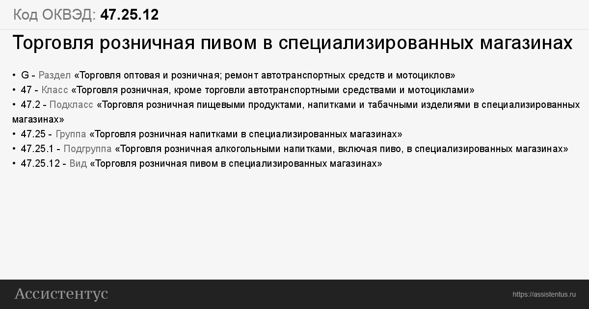 Торговля розничная табачными изделиями в специализированных магазинах оквэд купить ios сигарету в москве
