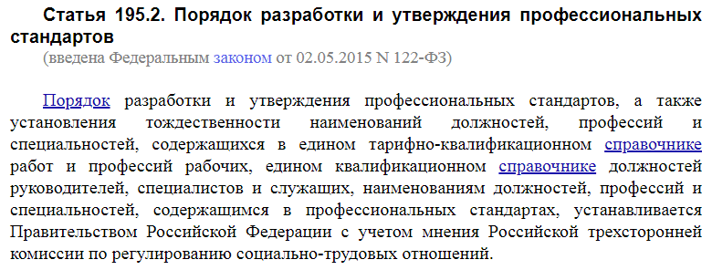 Статья 195.2 ТК РФ
